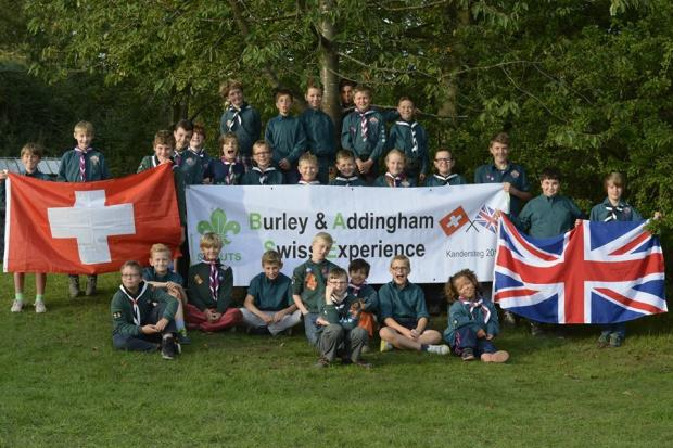 wharfedale scouts